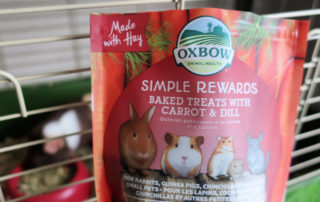 Oxbow Simple Rewards Guinea Pig Treats