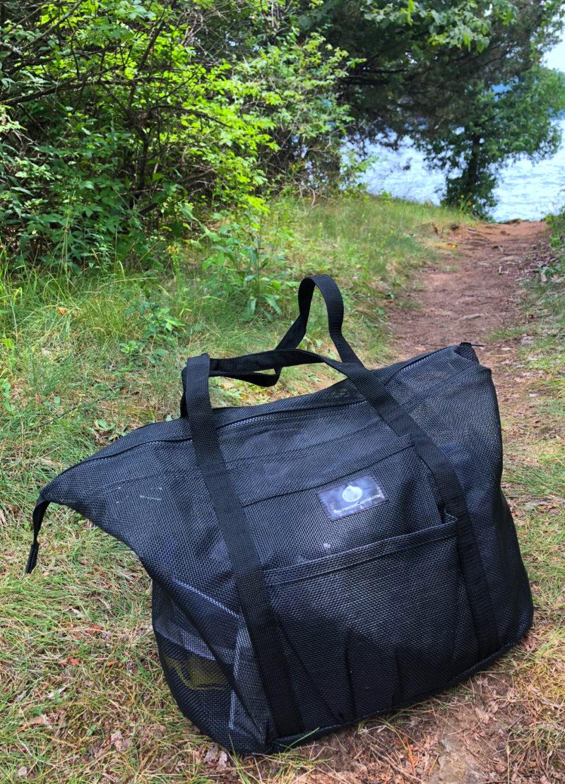 Saltwater Canvas Bag
