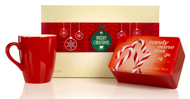 Adagio Christmas Tea
