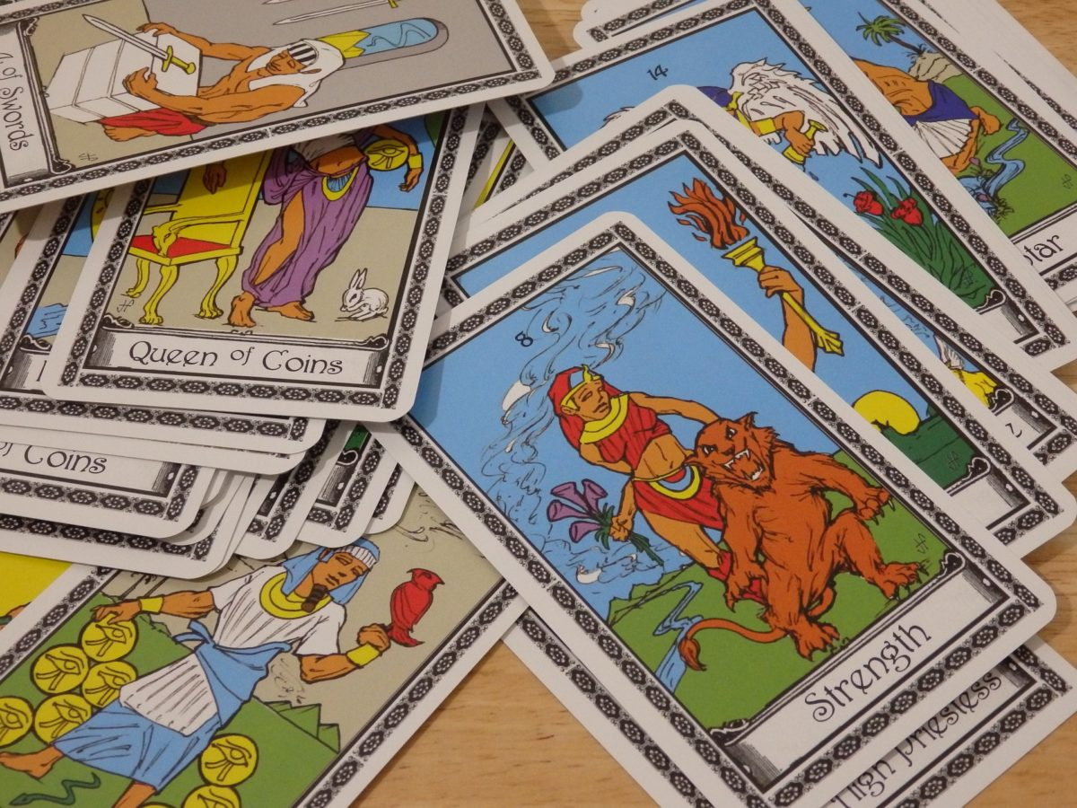 tarot cards fortune psychic