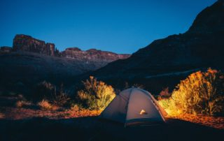 Tent Camping Outdoors Hiking