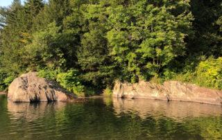 Lareau Park Swimming Hole Waitsfield Vermont