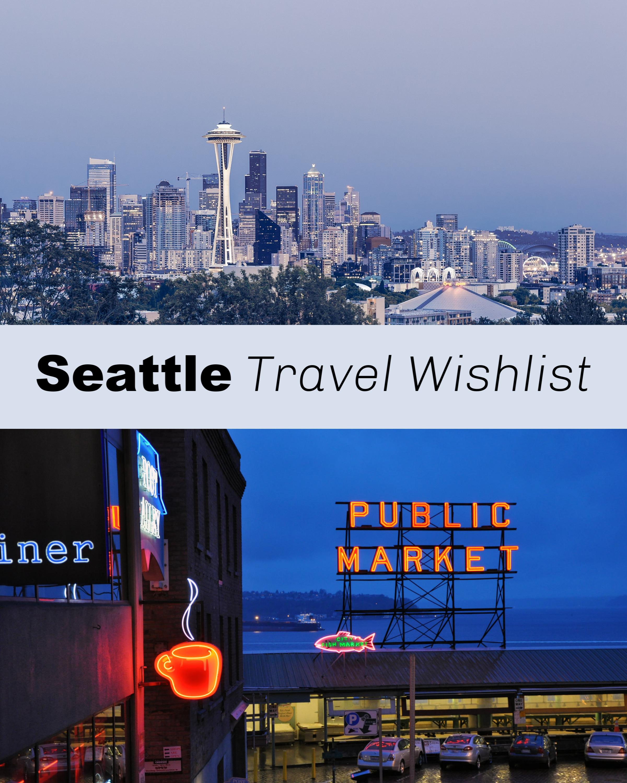 Seattle Travel
