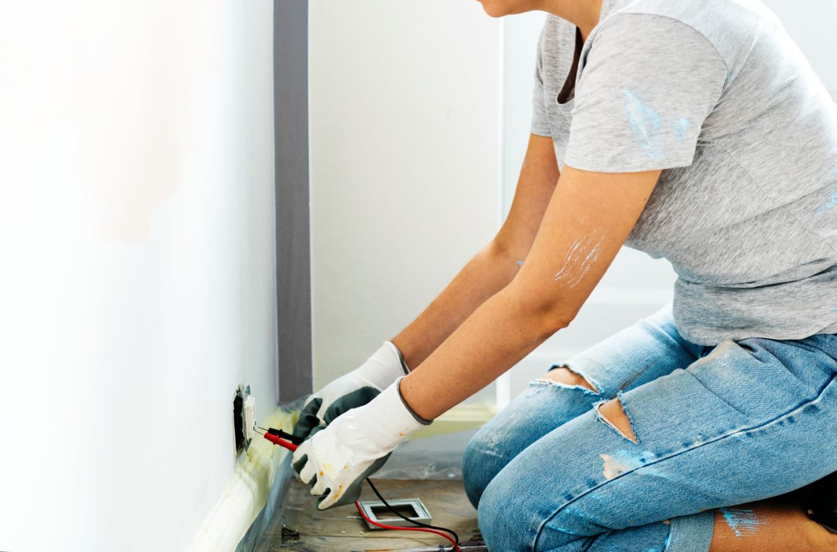 Renovations Electrical Wiring