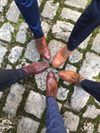 wedding groomsmen shoes