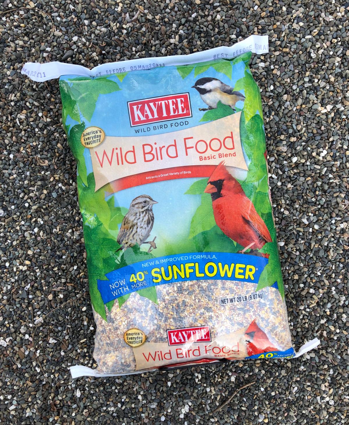 Chewy Kaytee Bird Seed