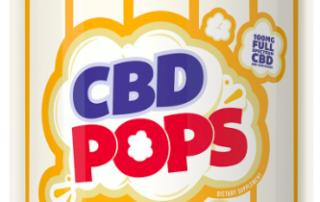 CBD Popcorn