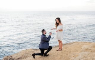engaged engagement ring proposal