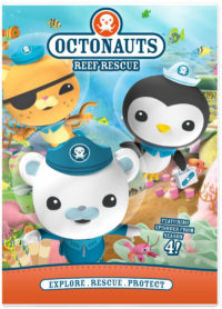 Octonauts Reef Rescue