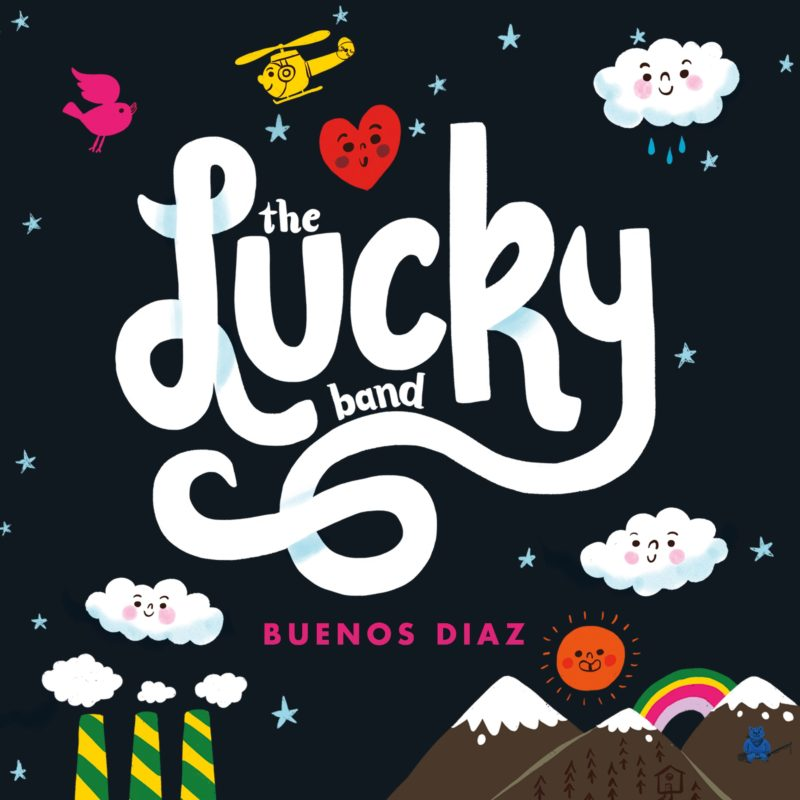 Buenos Diaz Album cover