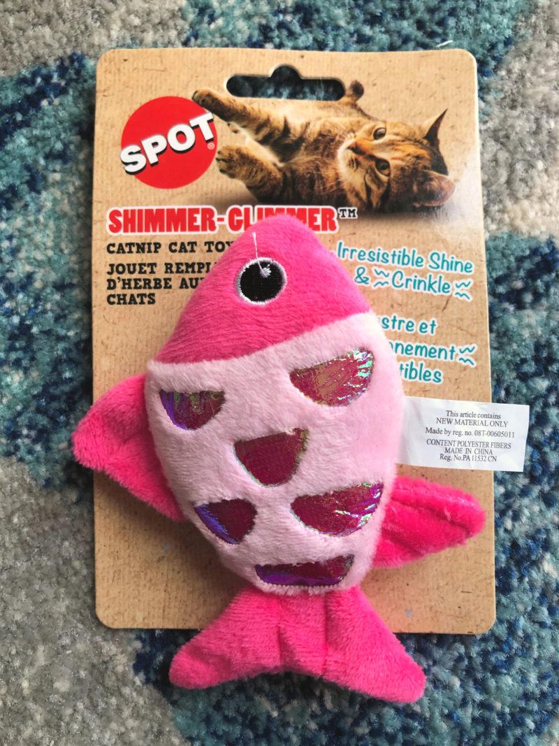 Spot Shimmer Glimmer Catnip Toy Chewy