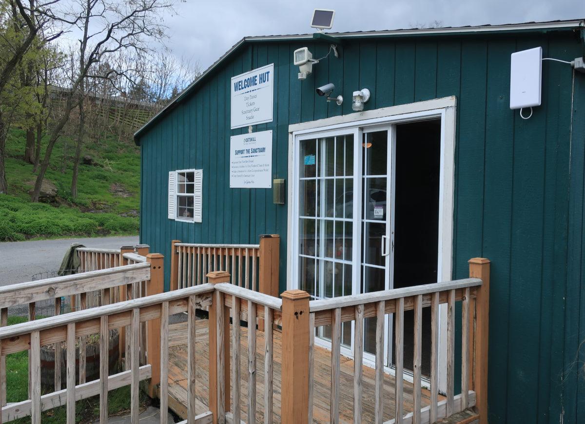 Catskill Animal Sanctuary Saugerties New York