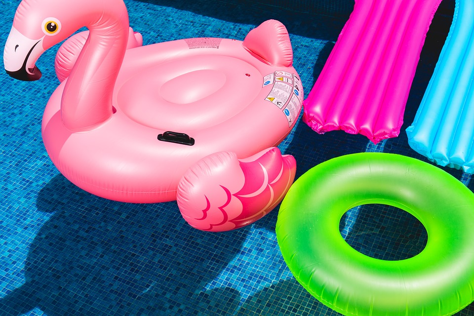 Pool Floats Water Summer