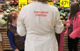 Hannaford dietician