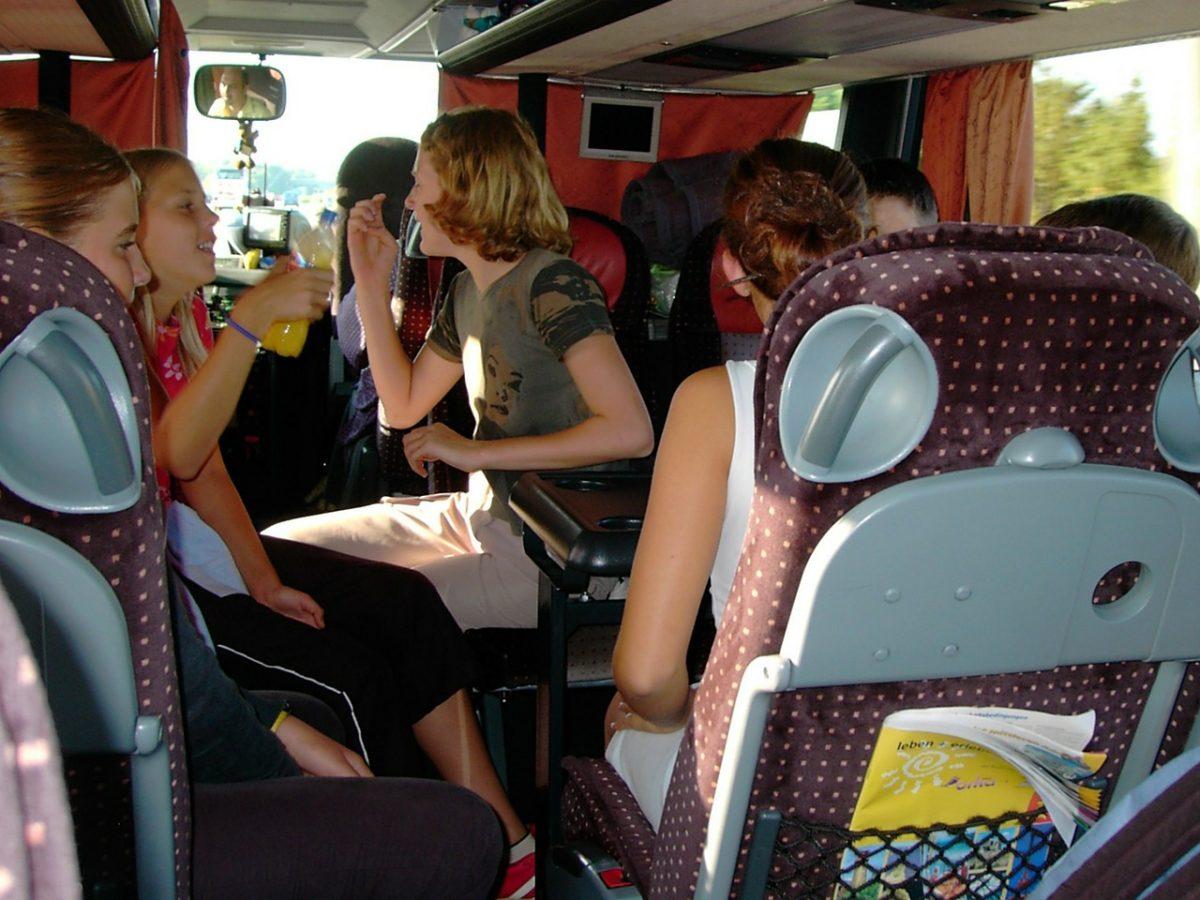 Bus Tour Travel