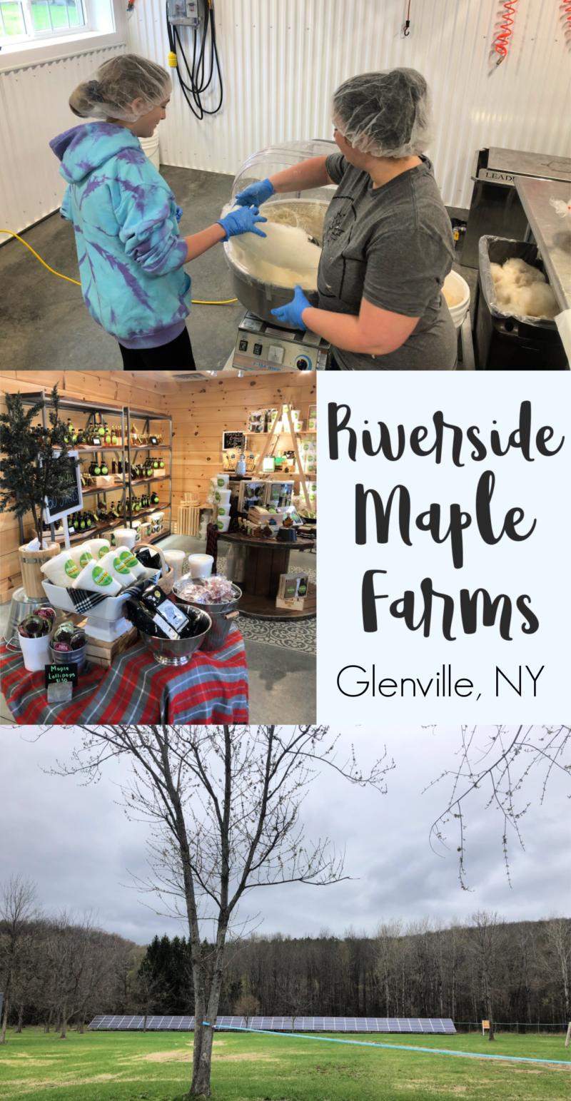 Riverside Maple Farms, Glenville NY