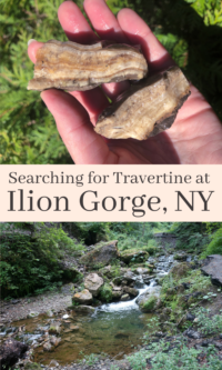 Travertine Ilion Gorge New York