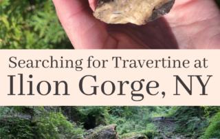 Travertine Ilion Gorge New York