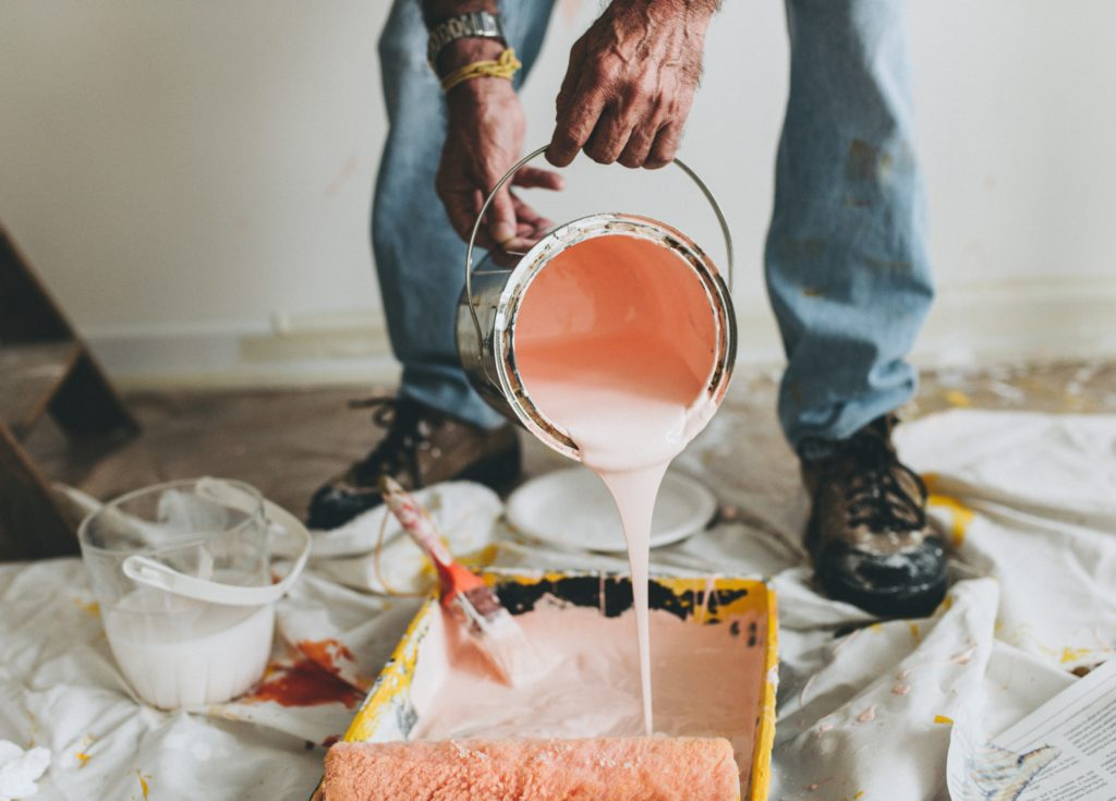 paint colors home contractor