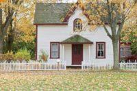 House home yard