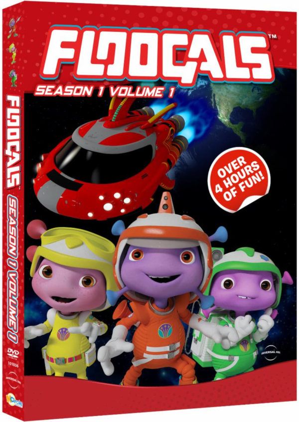 Floogals: Season 1 Volume 1 DVD from NCircle Entertainment ...