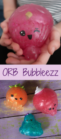 Orb bubbleezz