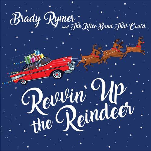 Brady Rymer holiday album